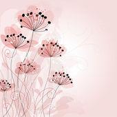 Fotografie Romantic Flower Background