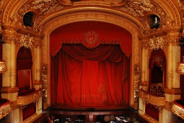 Opera interior