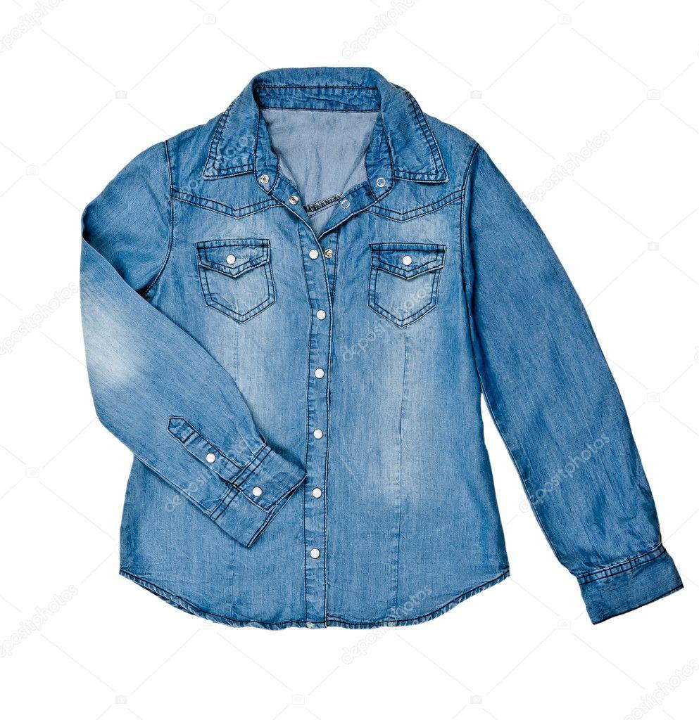 dcce248b7a1d camisa azul — Stock Photo © Ruslan #6191877