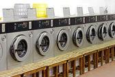 Fotografia negozio di lavanderia