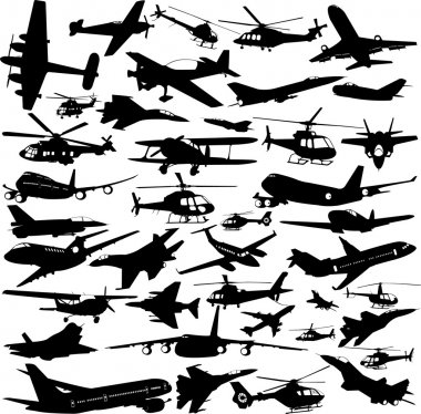 Airplanes,military airplanes,helicopter