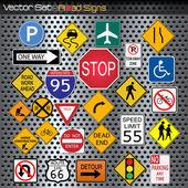 Fotografie Road Signs