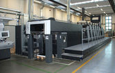 Fotografie Press printing - Offset machine