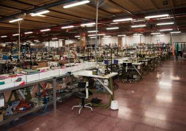 Italian clothing factory
