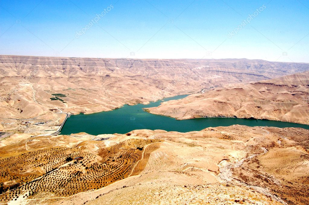 Wadi Al-Mujib Dam