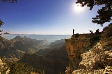 In Grand Canyon