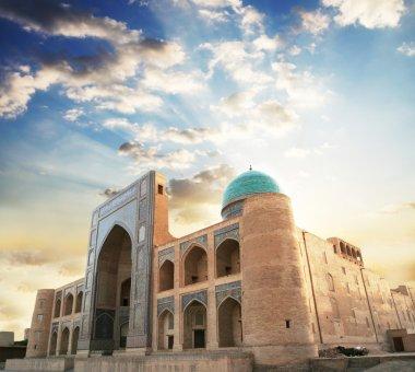 Palace in Samarkand