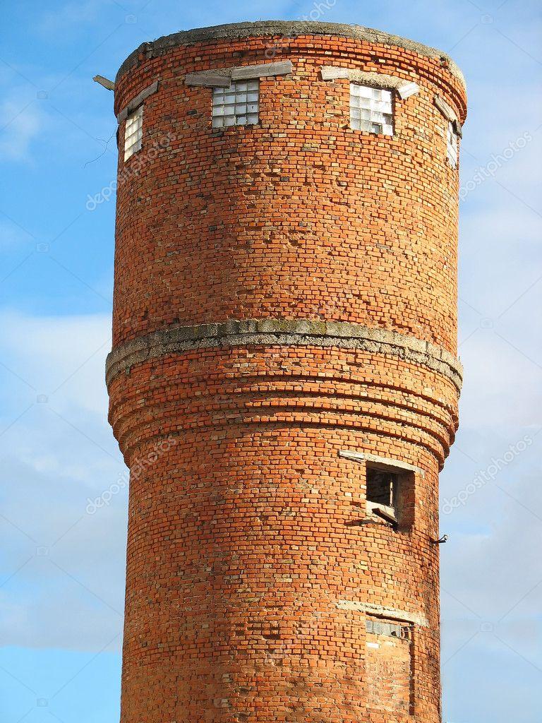 Глава 17. Водонапорные и регулирующие устройства § 72. Водонапорные башни