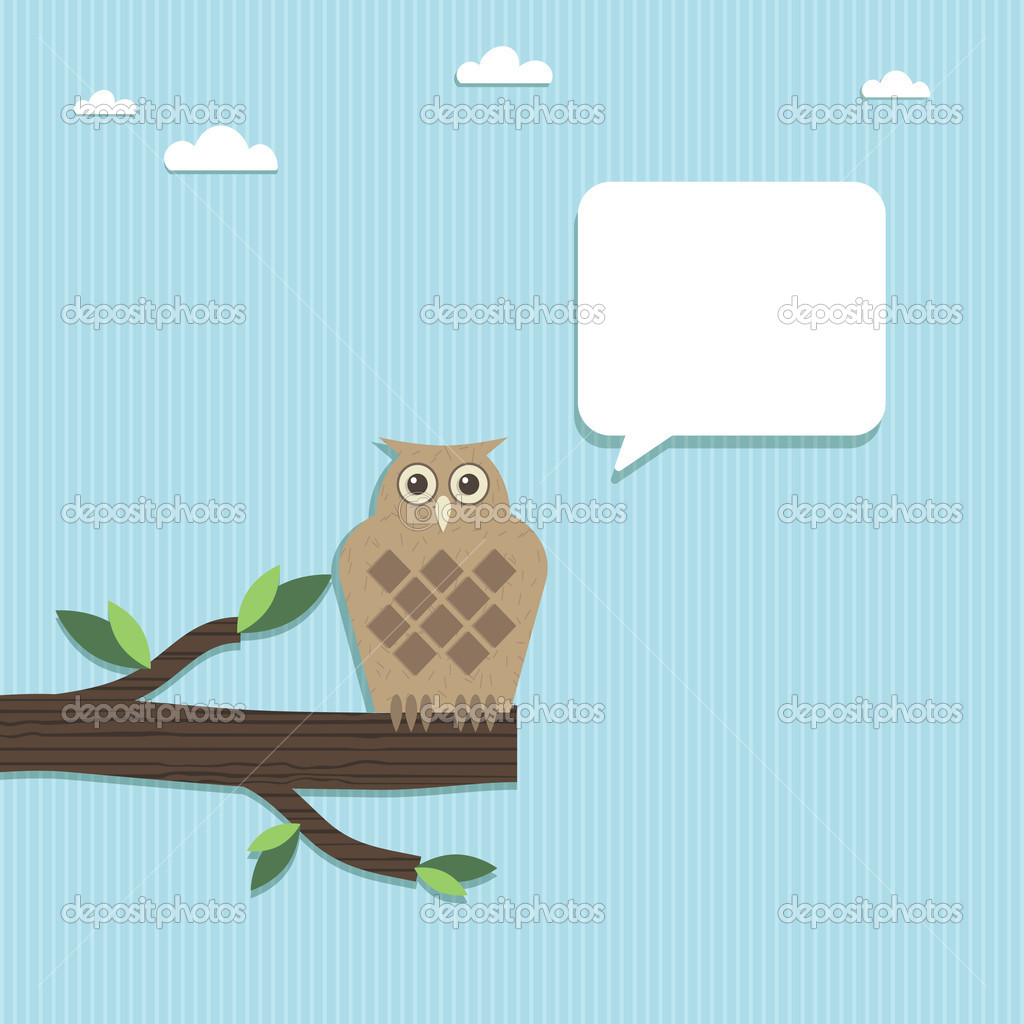 Paper owl speech