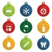 Vánoční značky