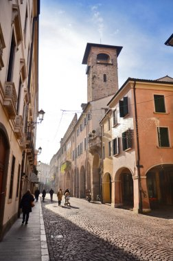 Padova old town, Italy