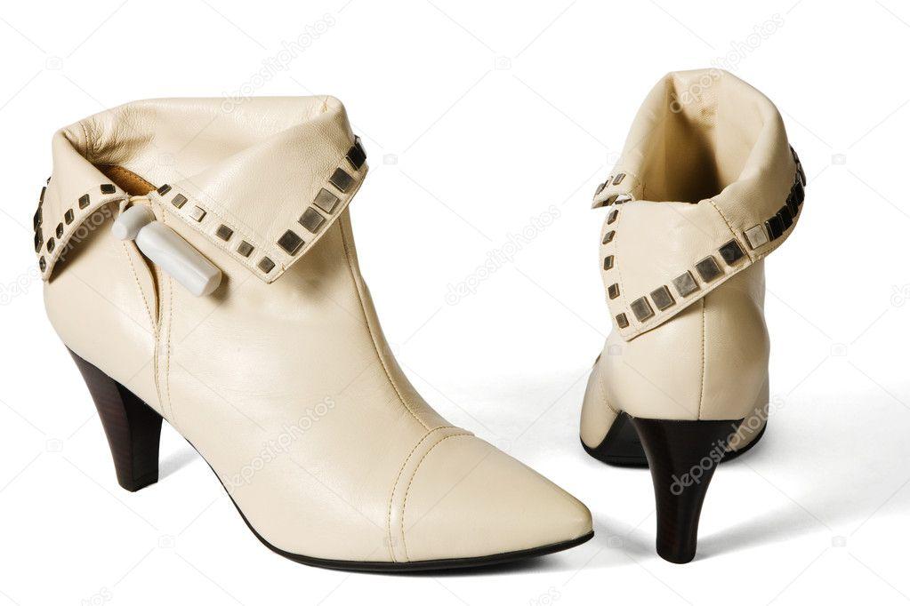 8578748698 novos sapatos femininos modernos — Stock Photo © gdolgikh  5728609
