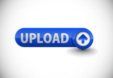 Web upload icon