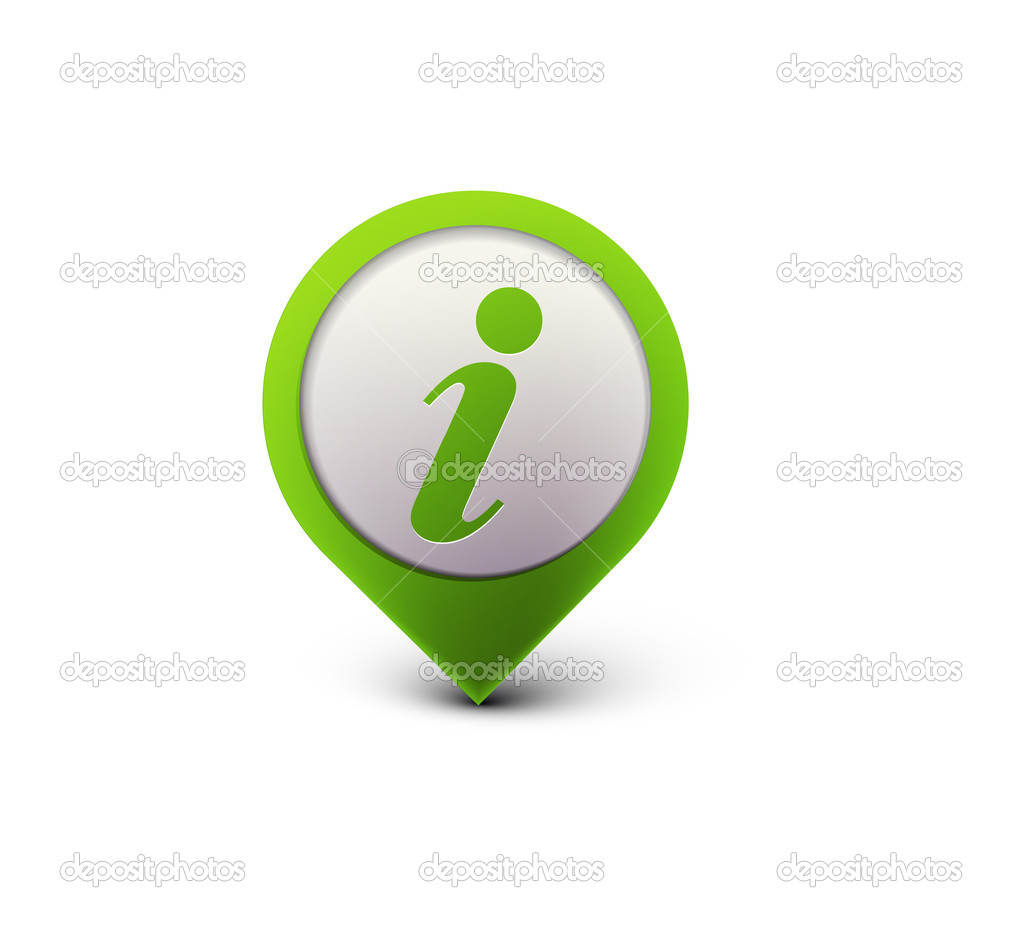 Information web icon