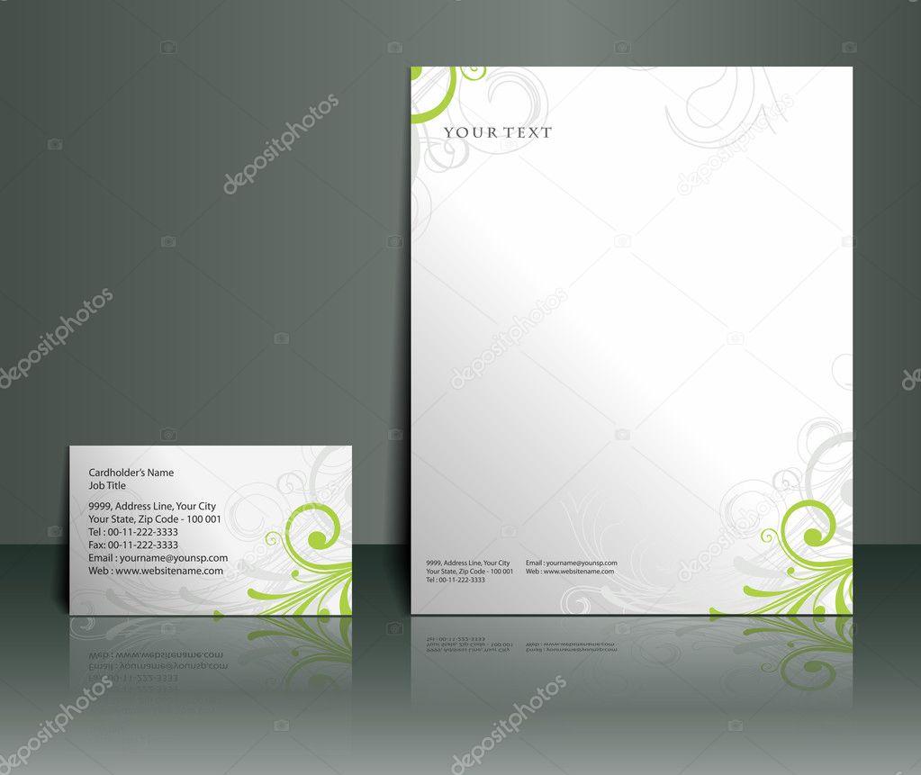 Business-Stil-Vorlagen — Stockvektor © redshinestudio #5736431