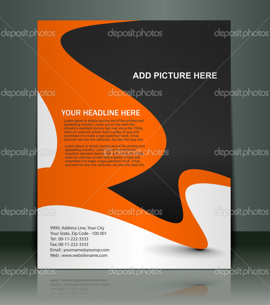 Poster design download - Vector Editable Presentation Of Flyer Poster Design Content Background Vector By Redshinestudio