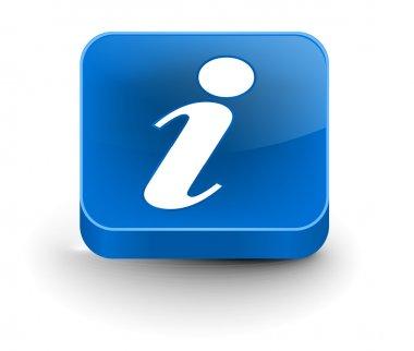 Information web icon