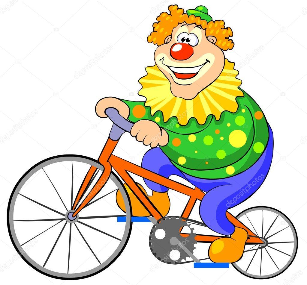 Clown Bike For 4k Wiki Wallpapers 2018