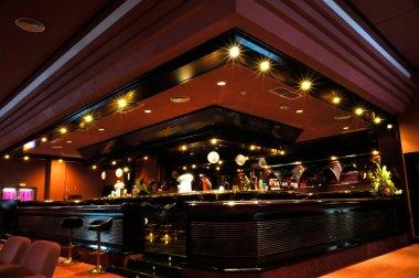 Bar at nichtclub