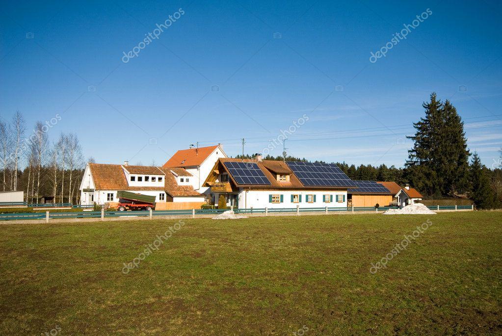 Farm Houses, Germany