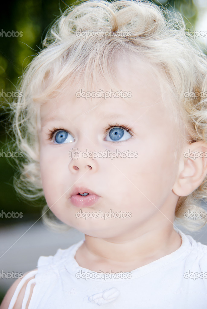 Cute Baby Girl Stock Photo 169 Archymeder 6666540