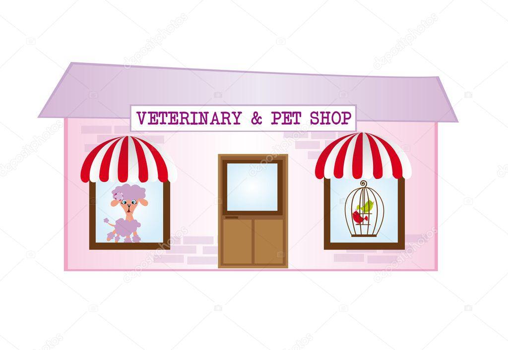Dibujos Animados Veterinaria