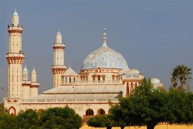 Djourbel mosque, Senegal