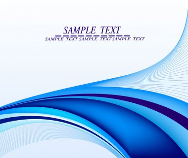 Abstract background vector stock vector