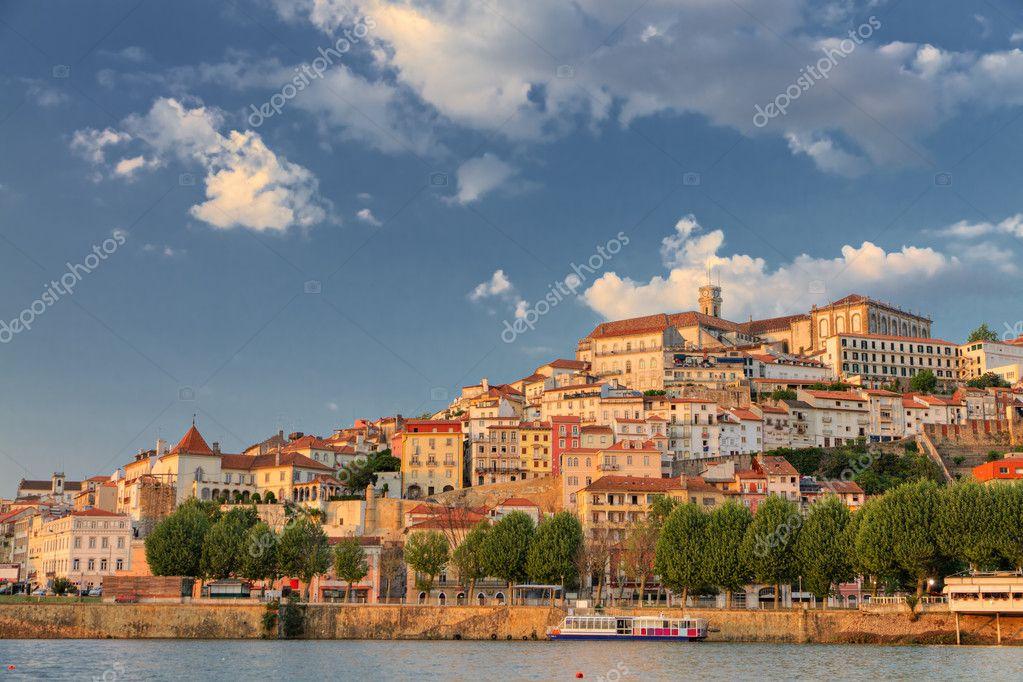 Tourist magnet Coimbra, Portugal