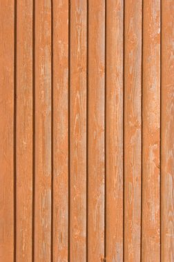 Natural old wood fence planks, wooden texture, light brown terracota