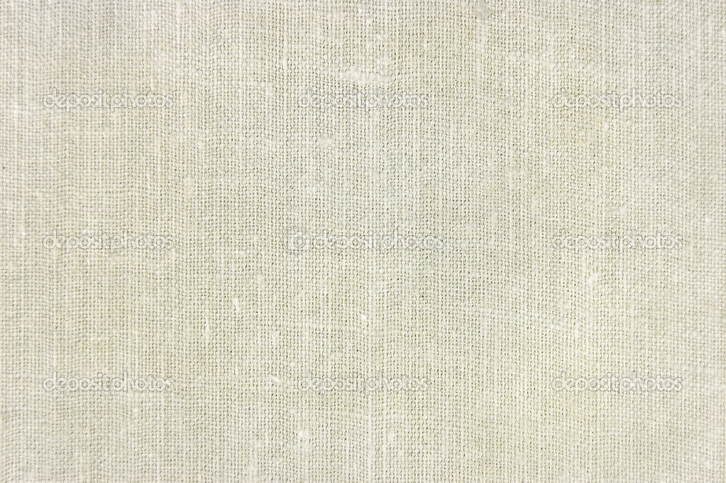 Natural vintage linen burlap texture background, tan, beige, yellow