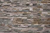interiér - kamenná zeď