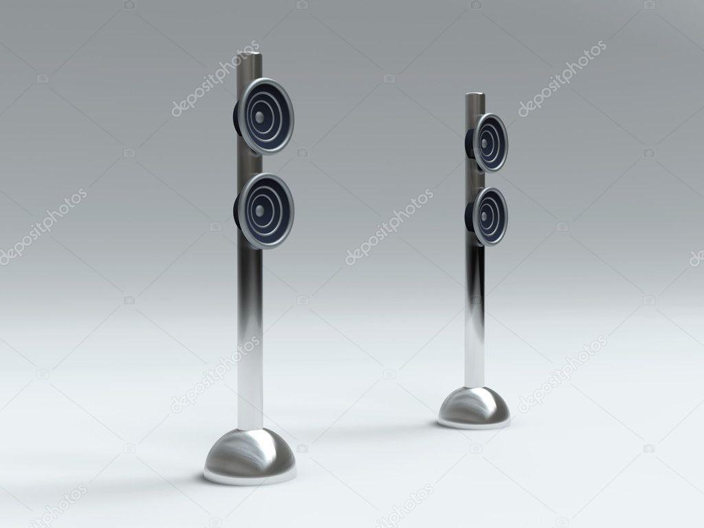 design speakers — stock photo © spectral #6265712