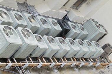Roof top air conditioning units - 2