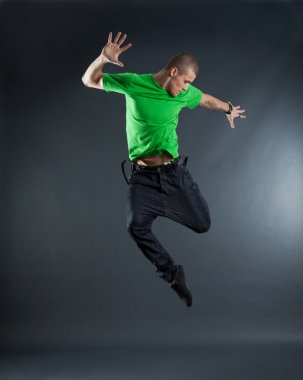 Picture of a young dancer