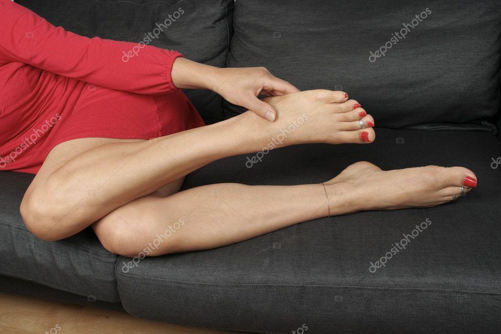 schöne Beine und Füße Bilder