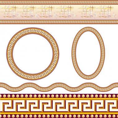 Greek border patterns