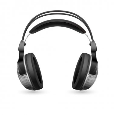 Realistic computer headset