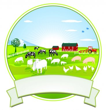Farm-Button