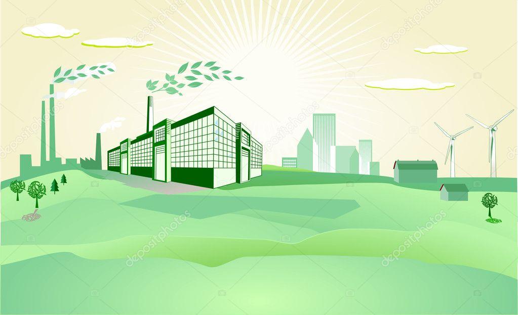 gezonde omgeving