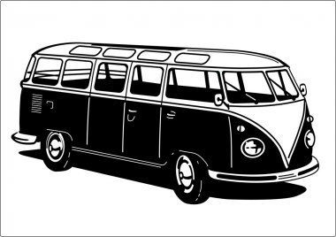 Classic Camping Microbus