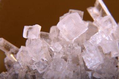 Cubes of salt