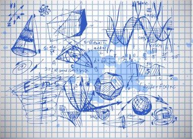 math and physics symbols