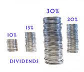 růst dividendy.