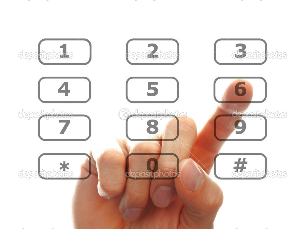 how to change telephone number