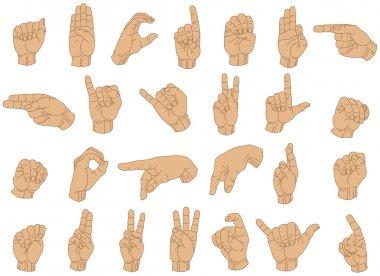 Sign Language Hands