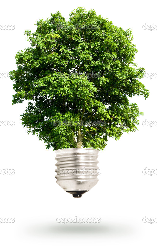 Tree light bulb