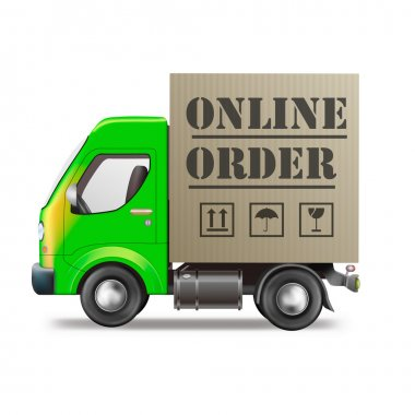 Online order internet shop