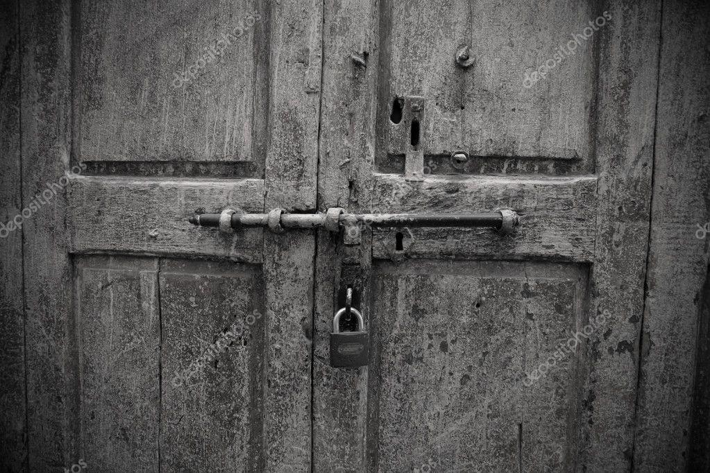 Locked door u2014 Stock Photo & Locked door u2014 Stock Photo © olly18 #5757135