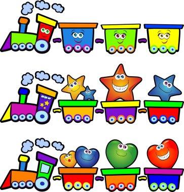 Nice trains
